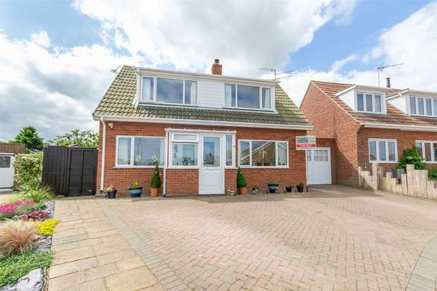 4 Bedrooms Detached House for sale in 11 Russell Close, Wells-next-the-Sea
