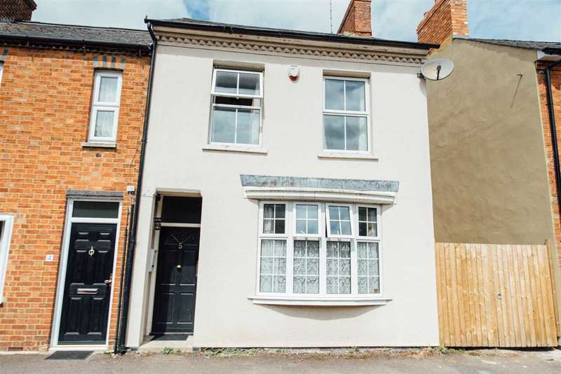 3 Bedrooms End Of Terrace House for sale in Prospect Road, Stony Startford, Milton Keynes