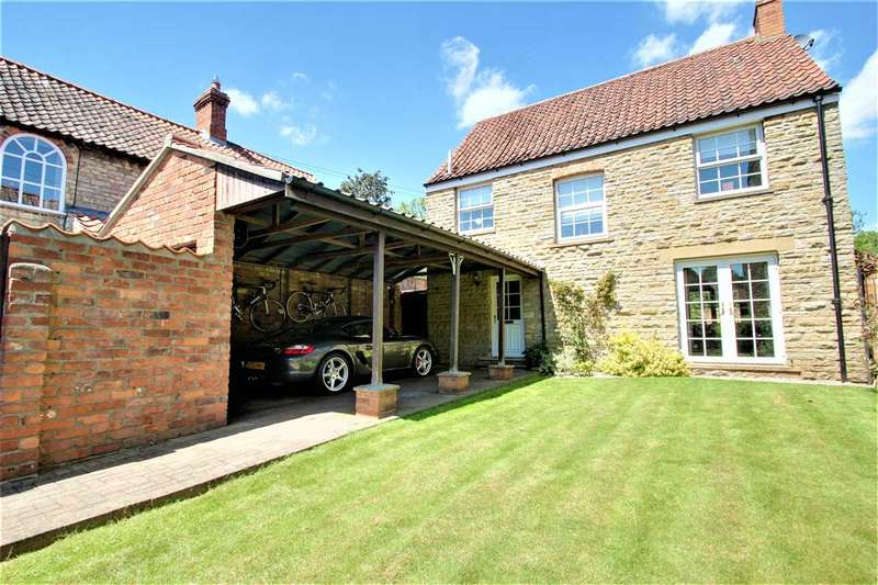 4 Bedrooms Detached House for sale in High Street, Heighington, Lincoln