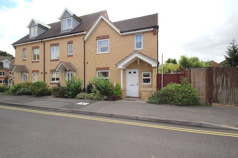 4 Bedrooms End Of Terrace House for sale in Sunlight Gardens, Fareham