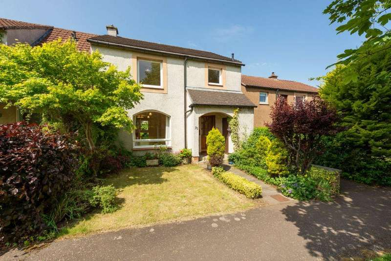 4 Bedrooms Villa House for sale in 70 Bonaly Rise, Edinburgh, EH13 0QX
