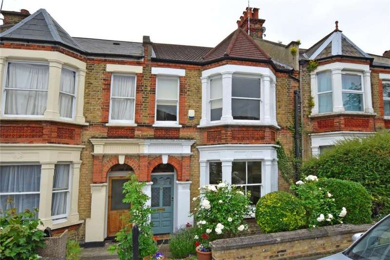 3 Bedrooms Terraced House for sale in Woodhill, Woolwich, London, SE18