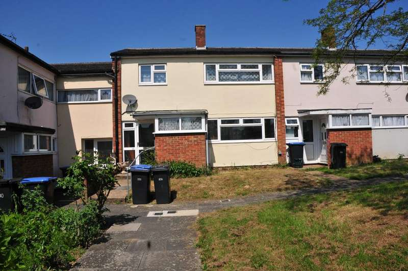 3 Bedrooms Terraced House for sale in Hookfield, harlow CM18
