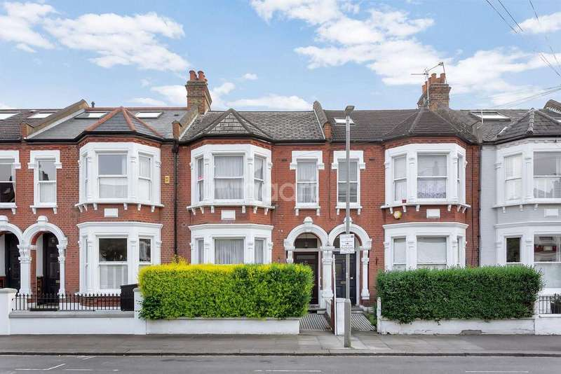 4 Bedrooms Terraced House for sale in Foxbourne Road, SW17