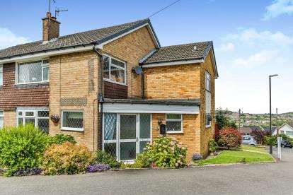 4 Bedrooms Semi Detached House for sale in Hollins Spring Avenue, Dronfield, Derbyshire