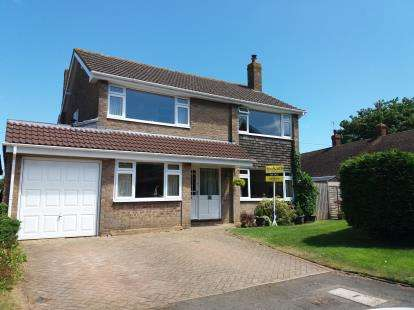 5 Bedrooms Detached House for sale in Wakefield Drive, Welford, Northampton, Northamptonshire