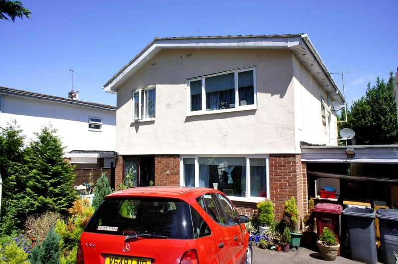 4 Bedrooms Detached House for sale in Silverthorne Drive, Caversham Heights