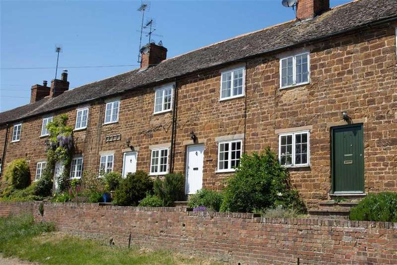 3 Bedrooms Cottage House for sale in Adelphi Row, Glooston, Glooston Market Harborough, Leicestershire
