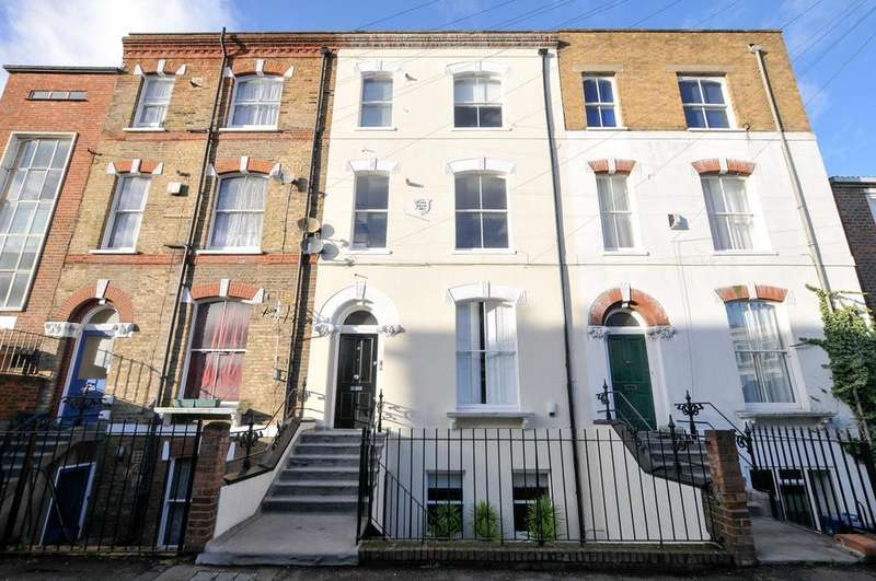 1 Bedroom Flat for sale in Albion Grove, London