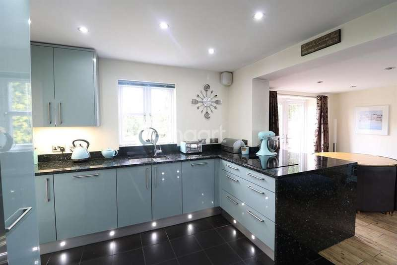 4 Bedrooms Detached House for sale in Siston Hill
