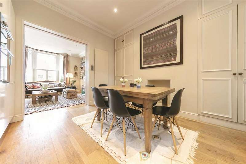 3 Bedrooms Flat for sale in Benbow Road, W6