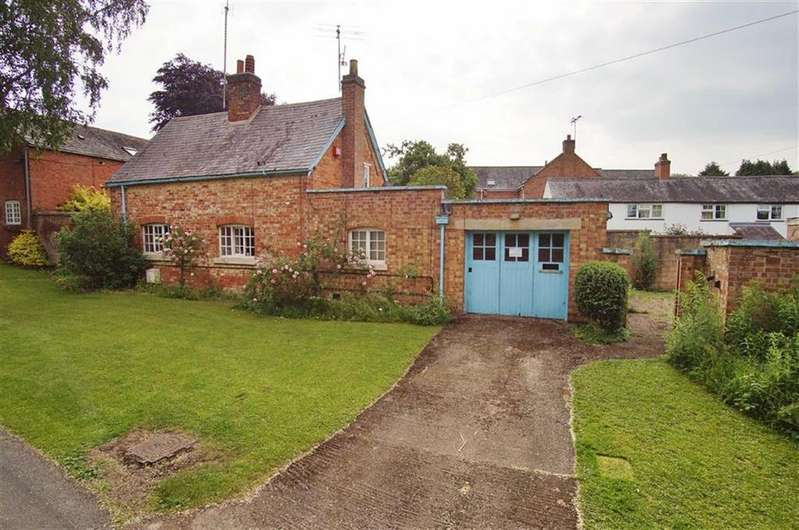 2 Bedrooms Cottage House for sale in Burton Overy