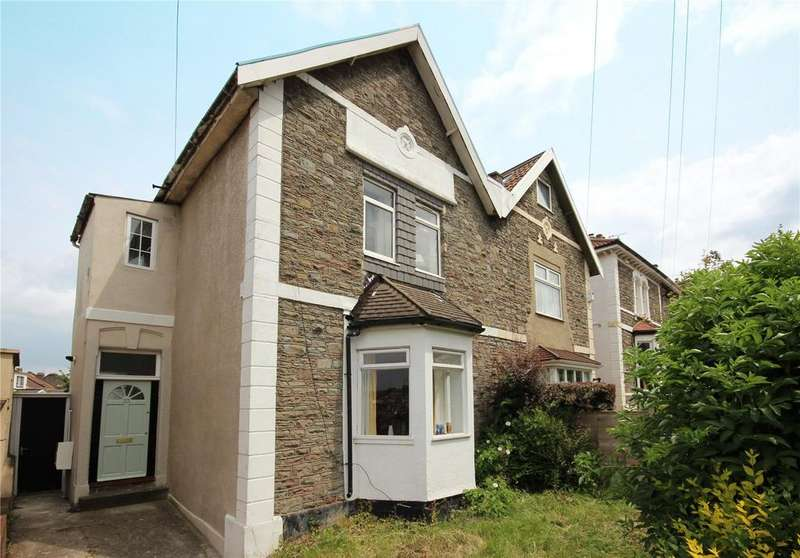4 Bedrooms Semi Detached House for sale in Sommerville Road, St. Andrews, Bristol, BS7