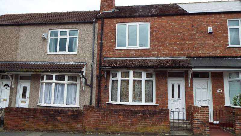 2 Bedrooms Terraced House for sale in Brougham Street, Darlington DL3