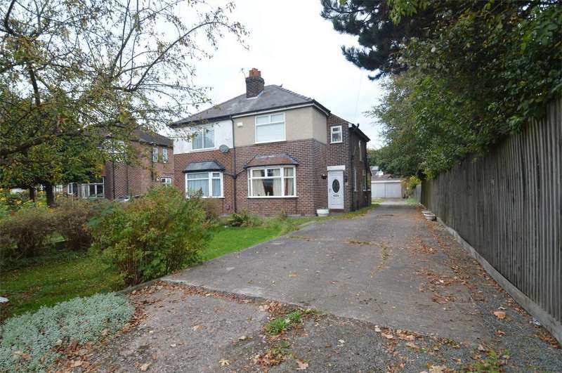 Land Commercial for sale in Glebelands Road, Sale, Cheshire
