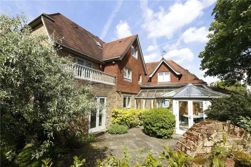 7 Bedrooms Detached House for sale in West Side Common, London, SW19