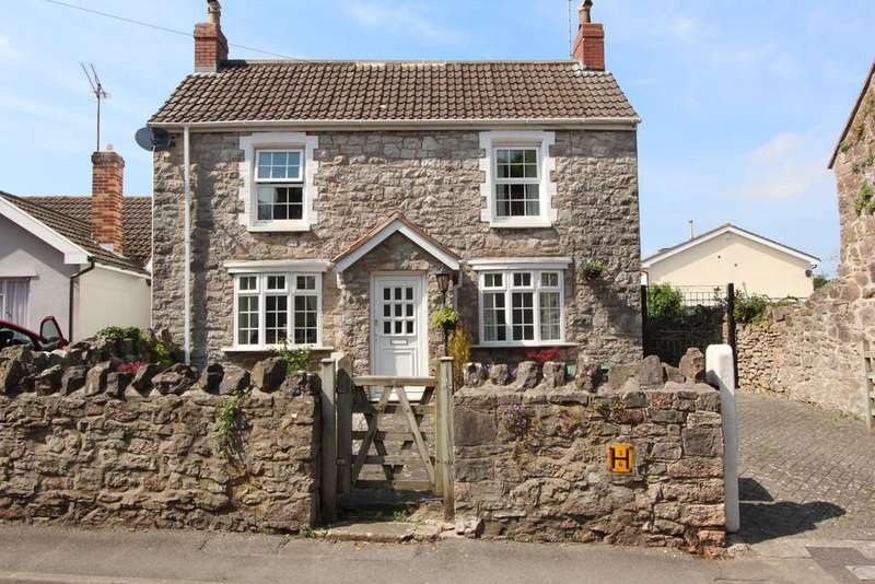 4 Bedrooms Detached House for sale in Lovely cottage in old part of Yatton