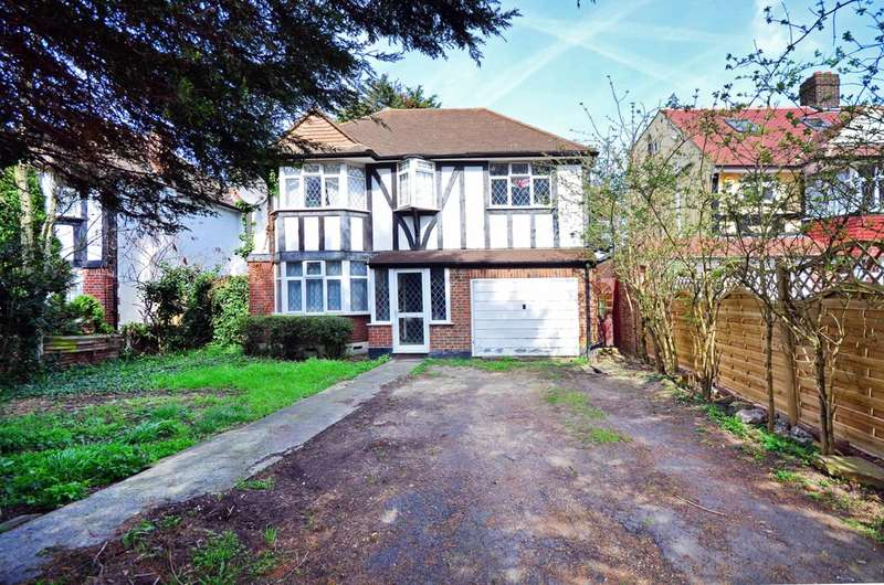 5 Bedrooms Detached House for sale in Beverley Way, Raynes Park, SW20