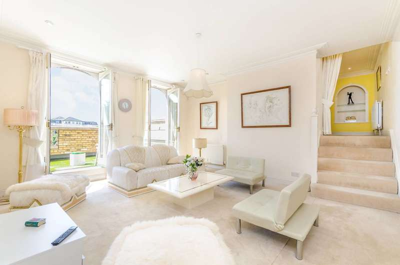 5 Bedrooms Flat for sale in Bucknall Way, Beckenham, BR3