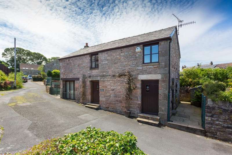 3 Bedrooms Barn Conversion Character Property for sale in The Old Barn, Back Street, Overton, Morecambe LA3 3HE
