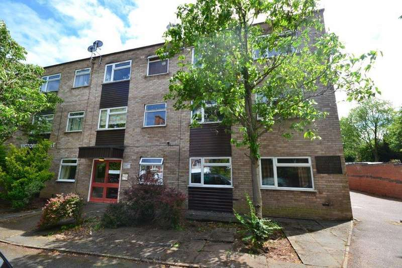 1 Bedroom Apartment Flat for sale in 1a Albert Road, Leicester