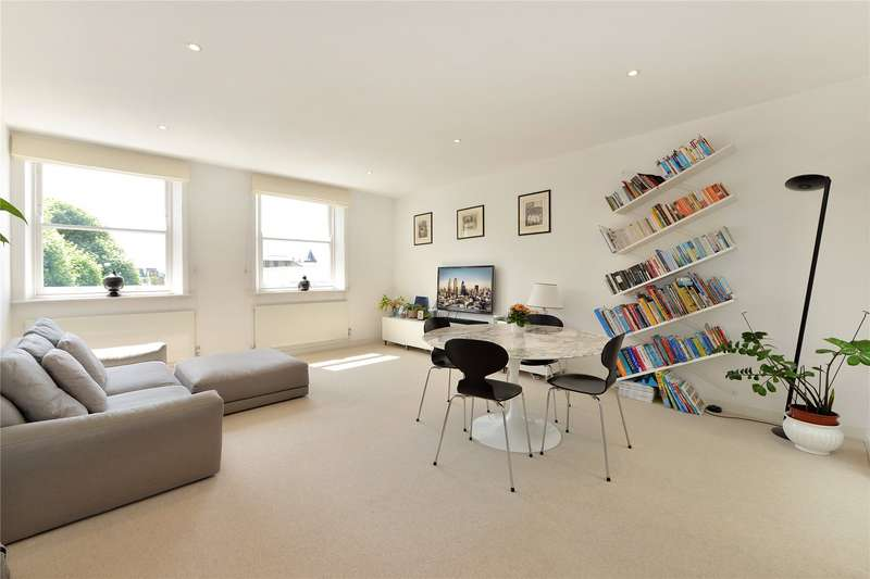2 Bedrooms Flat for sale in Chepstow Hall, 29-31 Earl's Court Square, Earls Court, London, SW5