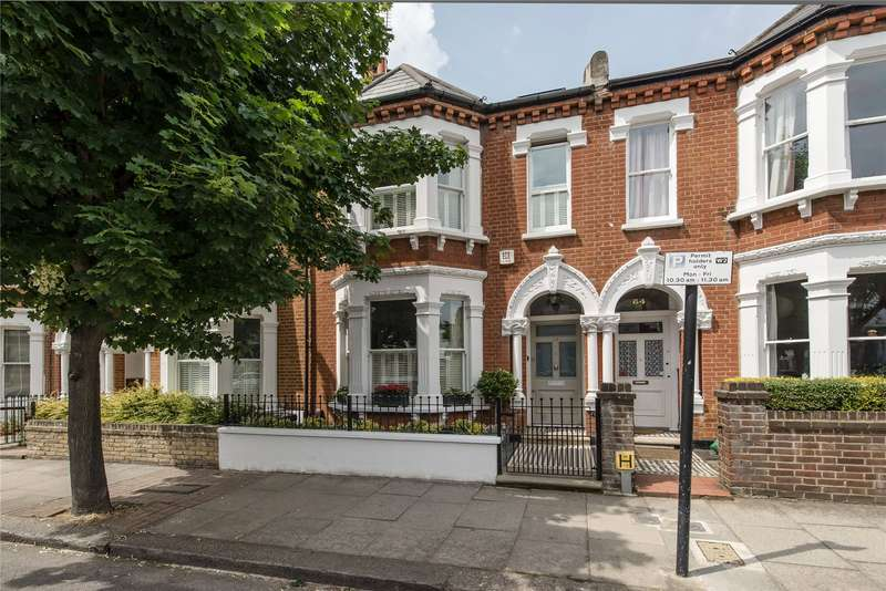5 Bedrooms Terraced House for sale in Cicada Road, Wandsworth, London, SW18