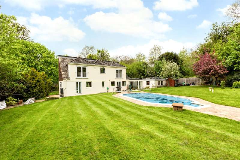 4 Bedrooms Detached House for sale in Cherry Garden Lane, Maidenhead, Berkshire, SL6