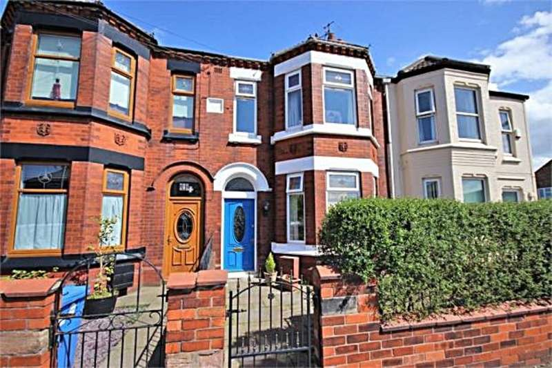 3 Bedrooms Terraced House for sale in Peelhouse Lane , Widnes WA8