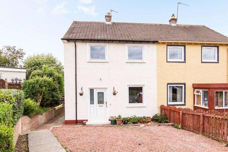 2 Bedrooms Property for sale in 52 Craigpark Avenue, Ratho, Newbridge, City of Edinburgh, EH28 8RL