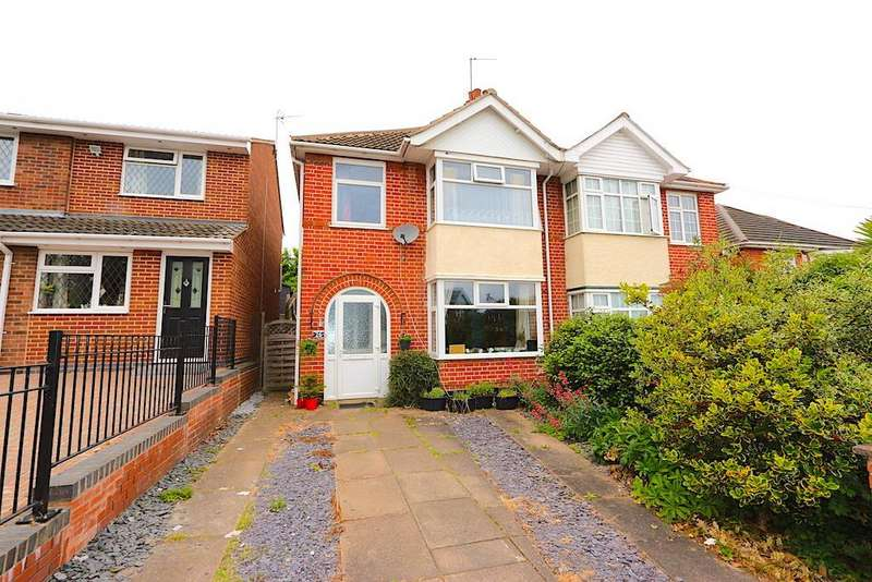 4 Bedrooms Detached House for sale in Sandhurst Road, Leicester