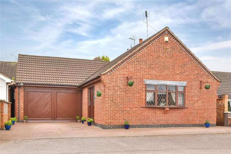 5 Bedrooms Detached Bungalow for sale in White Street, Quorn, Loughborough