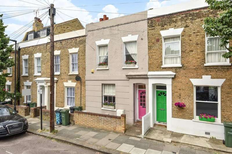 3 Bedrooms Semi Detached House for sale in Mayall Road, Herne Hill