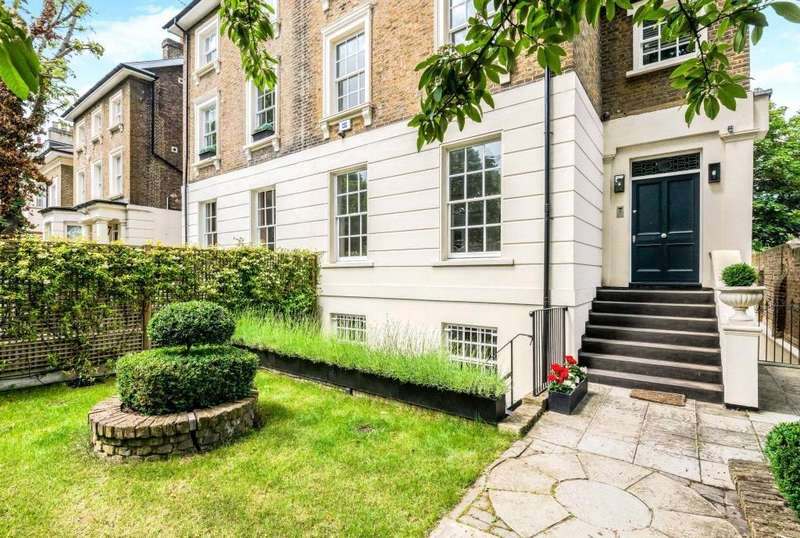 5 Bedrooms End Of Terrace House for sale in Sutherland Avenue, Maida Vale, London, W9