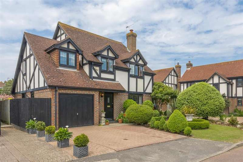 4 Bedrooms House for sale in Spinnals Grove, Brighton