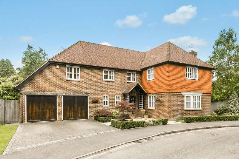 5 Bedrooms Detached House for sale in Richmond Place, Tunbridge Wells