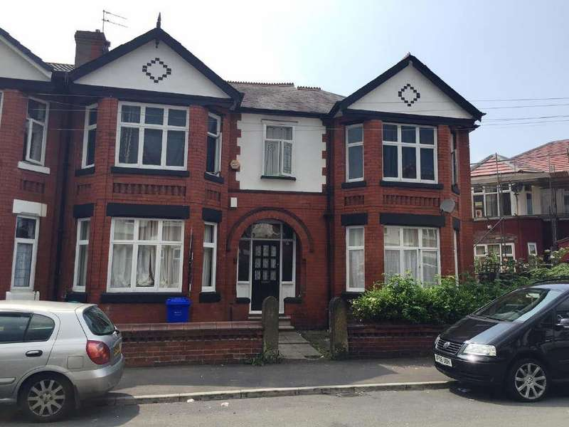 4 Bedrooms Semi Detached House for sale in Sunny Bank Road, Longsight, Manchester
