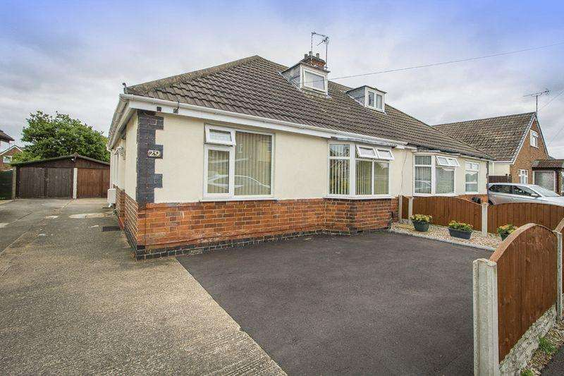 2 Bedrooms Semi Detached House for sale in LIME GROVE, CHADDESDEN