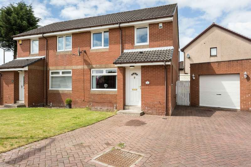 3 Bedrooms Semi-detached Villa House for sale in Tranent Walk, Dundee, DD4 0XW