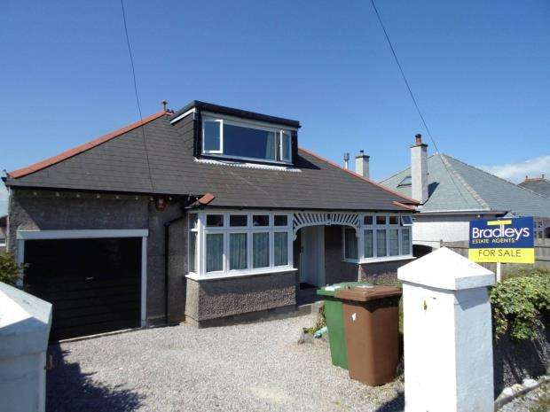 4 Bedrooms Detached Bungalow for sale in Berry Park Road, Plymouth, Devon