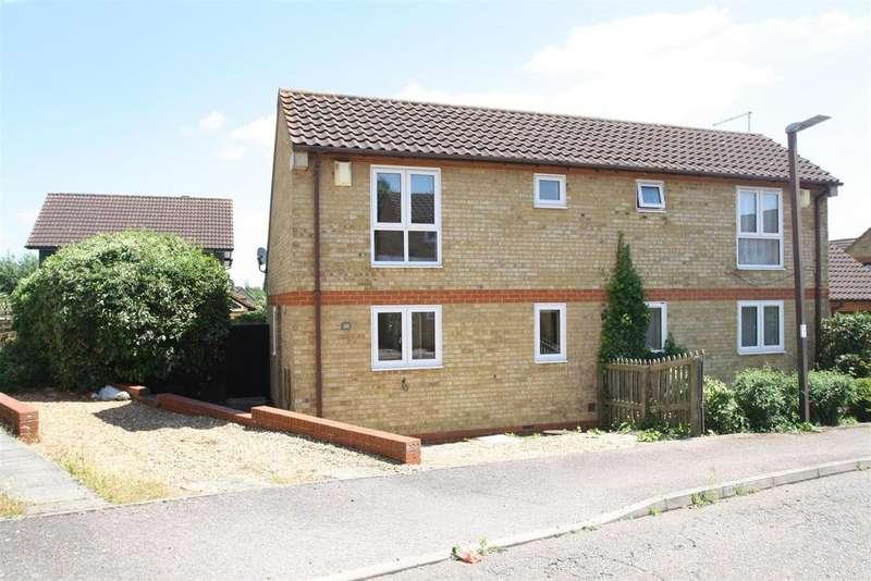 1 Bedroom Semi Detached House for sale in Hartwort Close, Walnut Tree, Milton Keynes