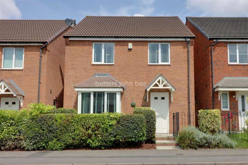 4 Bedrooms Detached House for sale in Stafford Road, Wednesbury, West Midlands