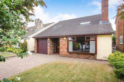 4 Bedrooms Detached House for sale in Vine Close, Macclesfield, Cheshire
