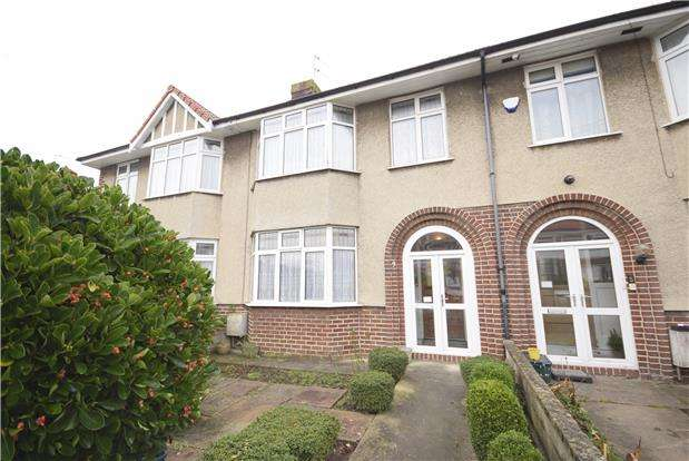 3 Bedrooms Terraced House for sale in Handel Road, Keynsham, BRISTOL, BS31 1BT