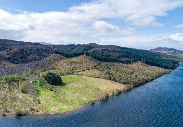 Land Commercial for sale in Leiterchullin, Inverness