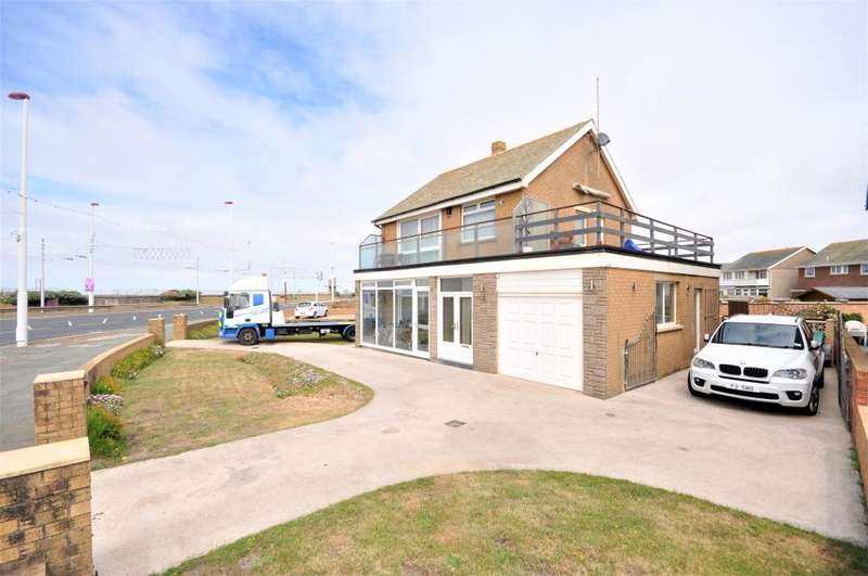3 Bedrooms Detached House for sale in New South Promenade, Blackpool, Lancashire, FY4 1SY