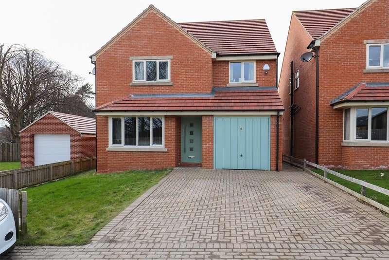 4 Bedrooms Detached House for sale in Stubley Lane, Dronfield