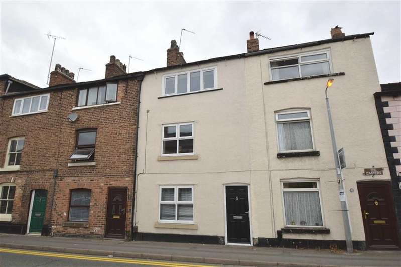 3 Bedrooms Town House for sale in Catherine Street, Macclesfield