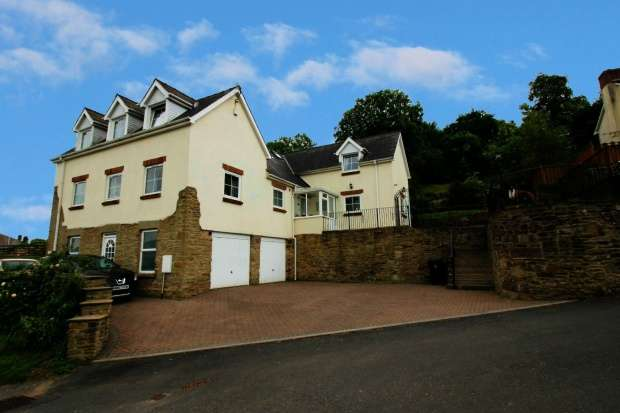 4 Bedrooms Detached House for sale in Morse Road, Drybrook, Gloucestershire, GL17 9AH