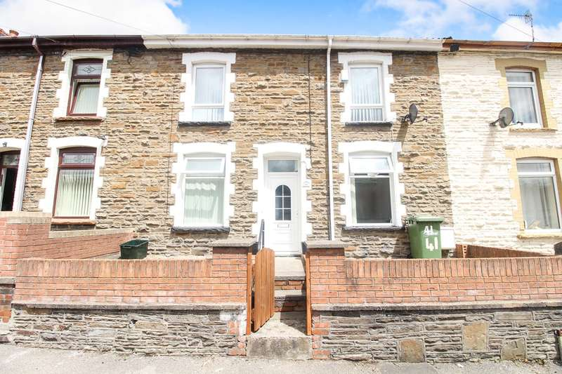 2 Bedrooms Terraced House for sale in Queens Road, Elliots Town, New Tredegar, NP24